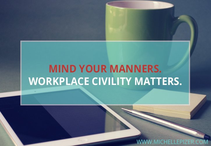 B 41 MIND YOUR MANNERS