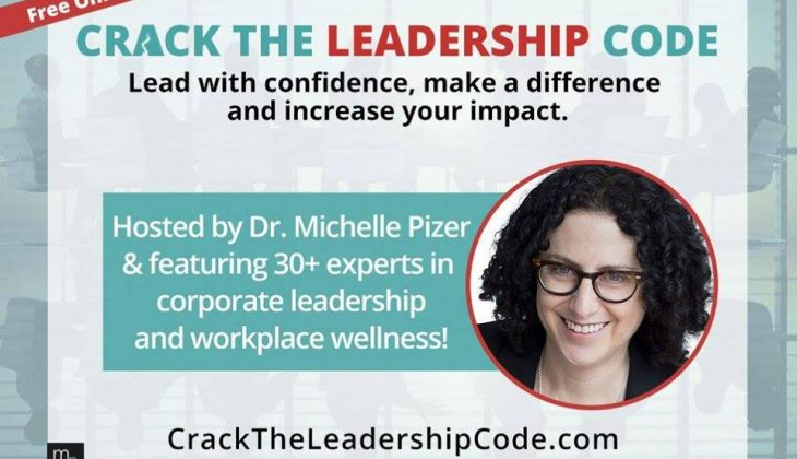 Crack the Leadership Code. Beginning May 22nd 2017