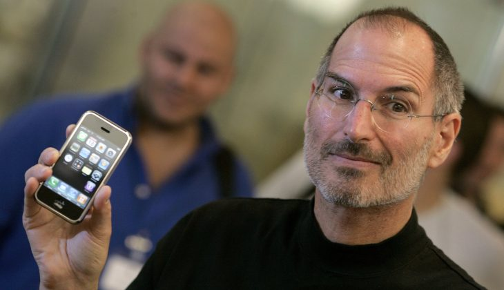 If only he'd known Steve Jobs.