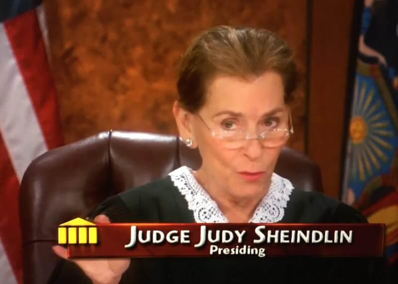 Executive coaching, Judge Judy Leadership